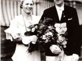 1936-37 Willi Schöne und Anna Cordes