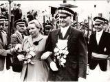 1953-54 Norbert und Charlotte Hillebrand