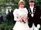 1982-83 Jürgen Kruse und Brigitte Schöne