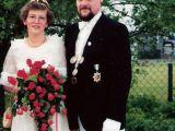 1983 Kaiserpaar Helmut und Elisabeth Frigge
