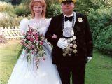 1988-89 Clemens Gudermann und Manuela Scheffler